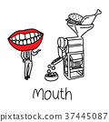 metaphor function of mouth cavity  37445087