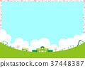 樱花 樱桃树 学校 37448387