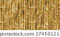 밝고 자세한 대나무 울타리 근접 소재 질감 배경, 상위 뷰 (원활한 연결, 고해상도 3D CG 렌더링 / 그림 색) 37450121