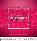 valentine, design, heart 37450572