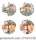 vector, pop, art 37454138
