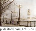 안개 런던 빅뱅 필기 스케치 37459743