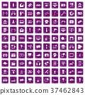 purple grunge 100 37462843