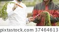 农民和外国厨师 37464613