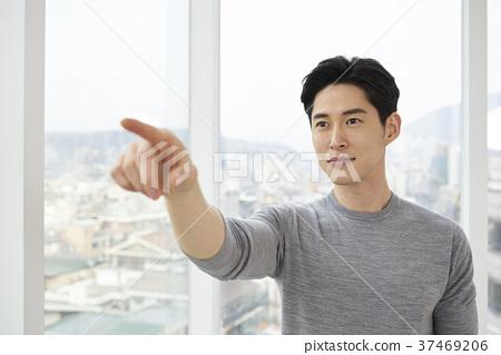 POV woman asian cumming