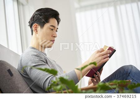 生活,成熟,男性,韓國人 37469215