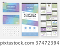 เว็บไซต์,ออกแบบ,แม่แบบ 37472394