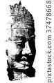 Angkor Wat carving 37478668