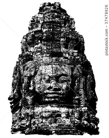 吳哥窟雕刻 37478926