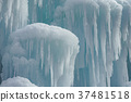 [Nagano Prefecture] Ice pillar of Shiraito Falls 37481518