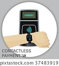 vector, smartwatch, wireless 37483919