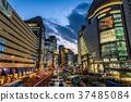 도시 풍경 오사카 37485084