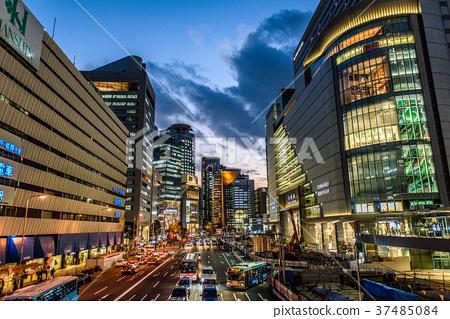 城市景觀大阪 37485084