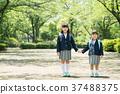 아이 초등학교 입학식 이미지 37488375