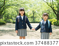 ภาพพิธีรับสมัครนักเรียนระดับประถมศึกษาเด็ก 37488377