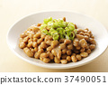 natto, fermented soybeans, japanese food 37490051
