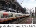 สถานีนีงาตะก่อสร้างยกระดับและซีรีย์ E653 37491426