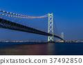 明石海峡大桥夜景 37492850