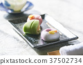 Japanese confectionery 37502734
