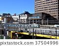 게이힌 도호쿠선, 하마마쓰초, 철도 37504996