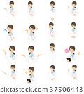 여의사 세트 【애니메이션 풍 시리즈] 37506443