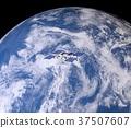 地球儀 土地 土 37507607
