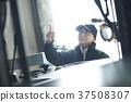 포크리프트, 지게차, 작업부 37508307