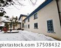 building, buildings, winter 37508432