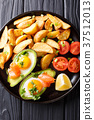 avocado, eggs, potato 37512013