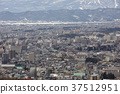 Morioka city in Iwate Prefecture Morioka city in winter 37512951