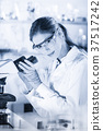 science, laboratory, researcher 37517242