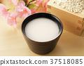 甘酒 樱花 樱桃树 37518085