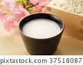 甘酒 樱花 樱桃树 37518087