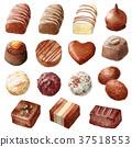 巧克力 喬科省 甜食 37518553