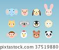 動物插圖集前平 37519880