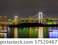 [도쿄] 오다이바의 야경 37520467