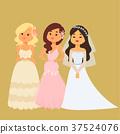 新娘 婚禮 性格 37524076