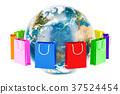 购物 地球 土 37524454