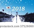 2018,เกาหลีใต้,กีฬา 37526060
