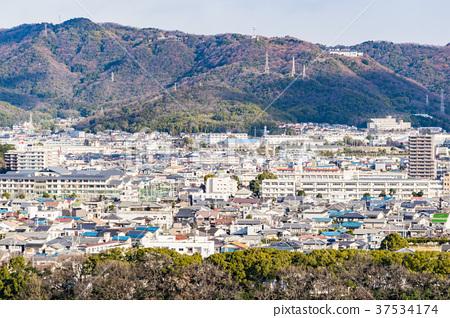 [효고현] 히메지의 거리 풍경 37534174