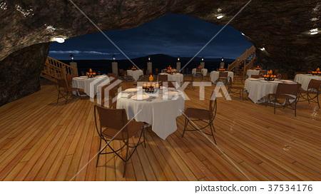 洞穴餐廳 37534176