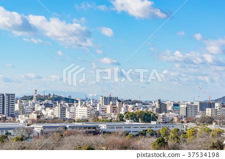 [효고현] 히메지의 거리 풍경 37534198