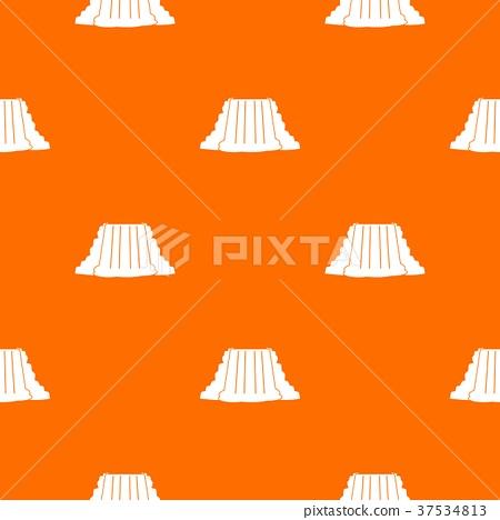 Niagara Falls pattern seamless 37534813