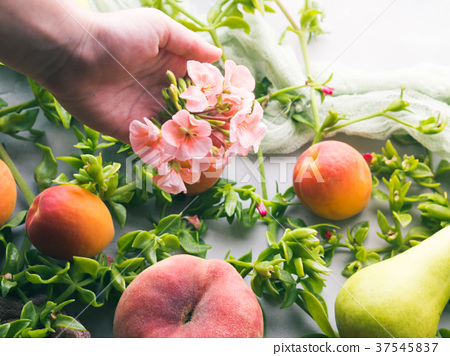 Fresh summer fruit concept still life 37545837