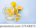 lemon, citrus, juice 37548875