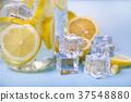 ice, lemon, citrus 37548880