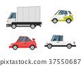 set of city transport  37550687