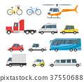 set of city transport  37550688