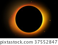 Sun eclipse 37552847