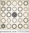 round circle frame 37553208